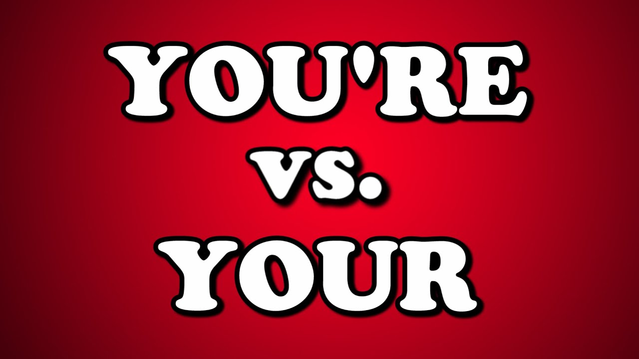 you re vs your youtube