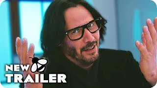 ALWAYS BE MY MAYBE Trailer (2019) Keanu Reeves Netflix Movie