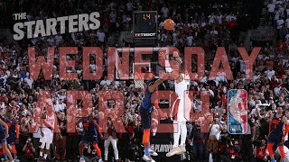 NBA Daily Show: Apr. 24 - The Starters