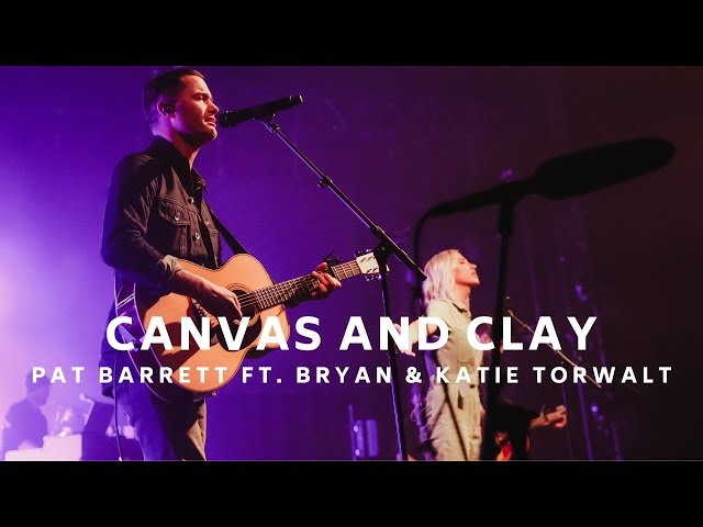 Pat Barrett - Canvas and Clay (ft. Bryan & Katie Torwalt) [Live from Worship Together Conference]