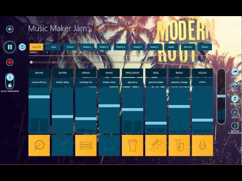 Music Maker Jam Reggae Roots Dub