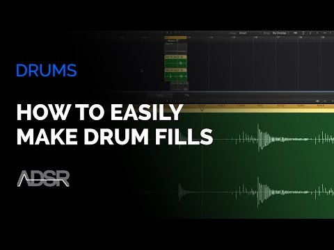 How To Easily Make Drum Fills