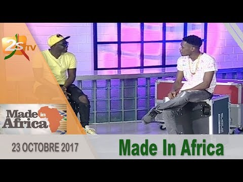 MADE IN AFRICA DU 23 OCTOBRE 2017
