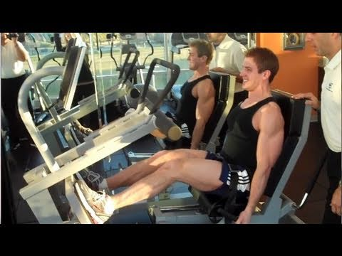 B-Strong-4-Life: Increase Bone and Muscle Density!
