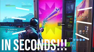 OBTENGA MACHINES VENDING EN *SECONDS* EN SU ISLA EN FORTNITE CREATIVE!!! V8.20/V8.21 XBOX/PS4/PC