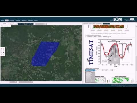 Earth Observation Monitor - webEOM