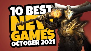 10 Best NEW PĊ Games To Play in October 2021