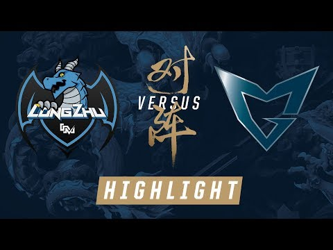 Longzhu vs Samsung - World Championship 2017 Highlights