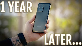 Galaxy S20 Ultra Review - 1 Year Later