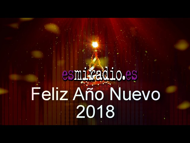 Felices Fiestas os desea el equipo de esmiradio.es