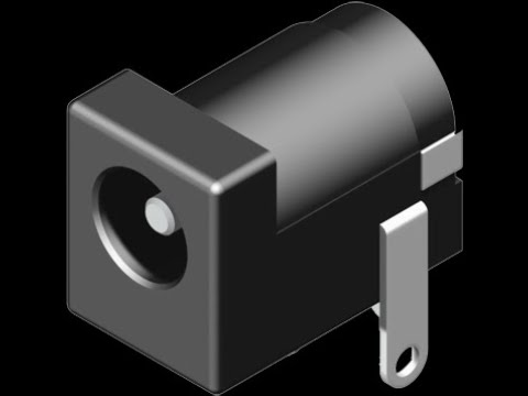 Laptop DC Power Jack Repair And Replacement