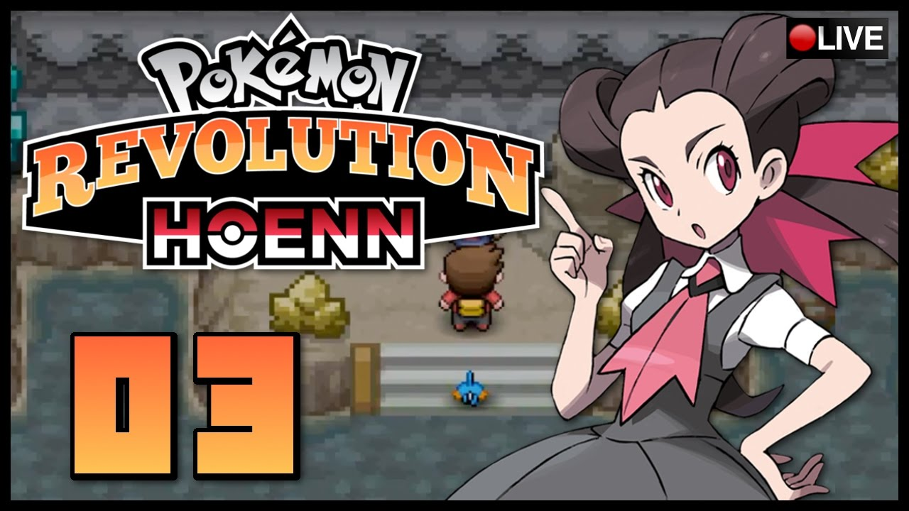 pokemon revolution how to get roxanne to move
