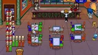 Diner Dash 2 - Level 17