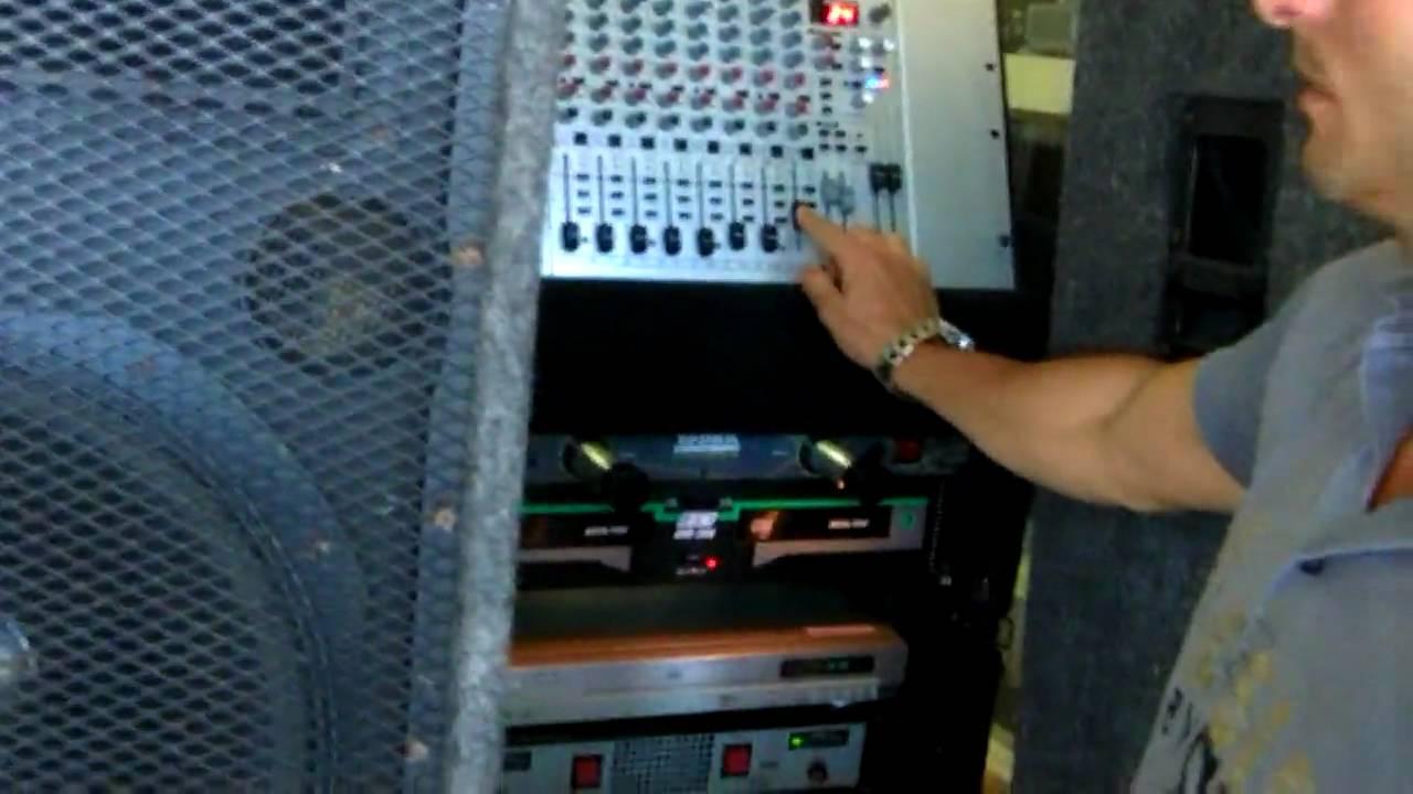 Equipo de sonido profesional youtube - Muebles para equipo de sonido ...