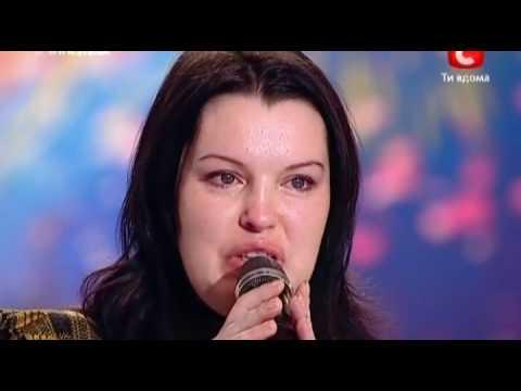Украина мае талант 2 / Днепропетровск / Анна Буцик