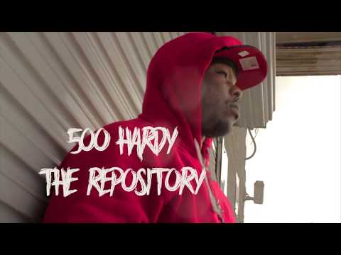 500 Hardy - The Repository (Canon T3i Music Video) (Produced by G The Genius & Conz)