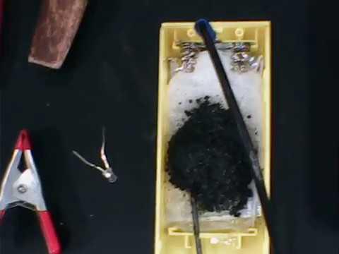 Aluminum Air Battery/Gel Electrolyte Research