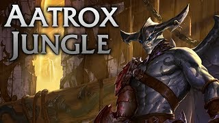 [ITA-GUIDA] AATROX REWORK JUNGLE PBE - AATROX JUNGLE - League Of Legends