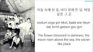 EXO-K - Black Pearl [Hangul/Romanization/English] Color Coded HD