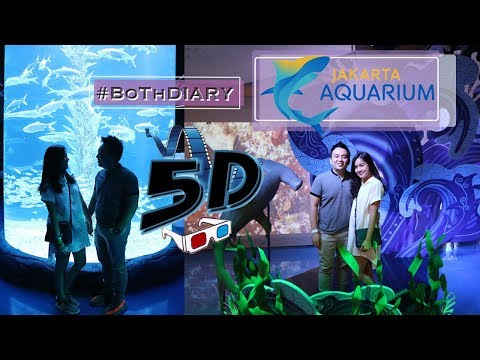 5D THEATER INSIDE JAKARTA AQUARIUM NEO SOHO?? #BOTHDIARY