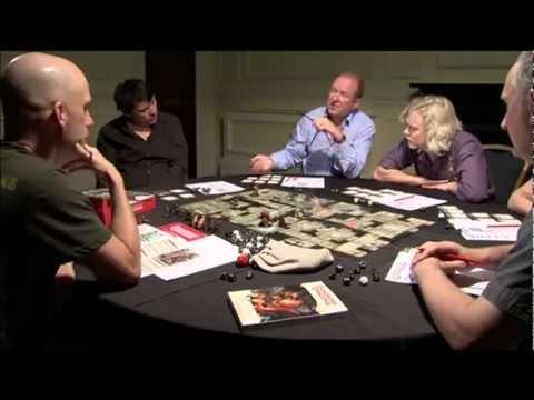 FULL Chris Perkins UK Adventure - Celebrity D&D Game from 2010