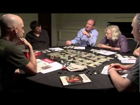 FULL Chris Perkins UK Adventure – Celebrity D&D Game from 2010