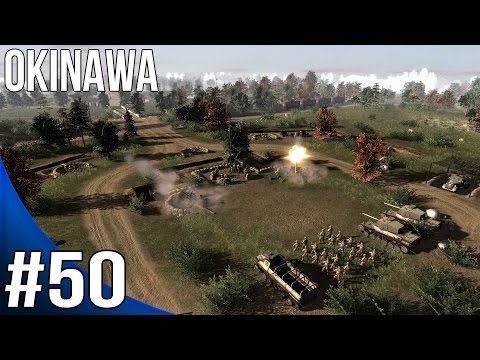 Men of War: Assault Squad 2 - Okinawa - Japan Campaign