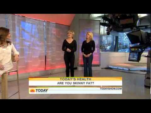 Skinny Fat  'Today Show' Examines The Health Dangers Of Normal Weight Obesity VIDEO flv