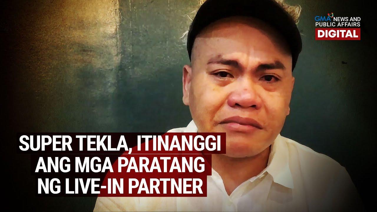 Download GMA News Feed: Super Tekla, itinanggi ang paratang ng live-in partner na si Michelle Lhor Bana-ag