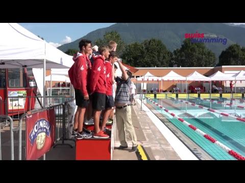 Nachwuchs-Schweizermeisterschaft 2017 Tenero - So 23.07.2017