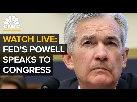 WATCH LIVE: Fed Chair Jerome Powell on Capitol Hill — Wednesday, Feb. 27 2019