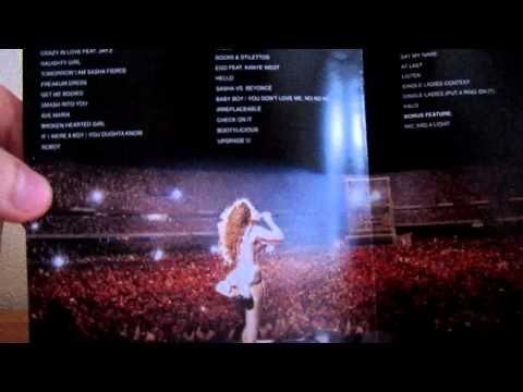 Beyoncé - I Am... World Tour Blu-ray Unboxing HD