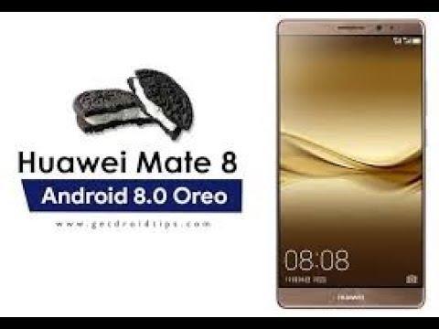 Tutorial Huawei mate 8 actualizacion a oreo - HTCMania