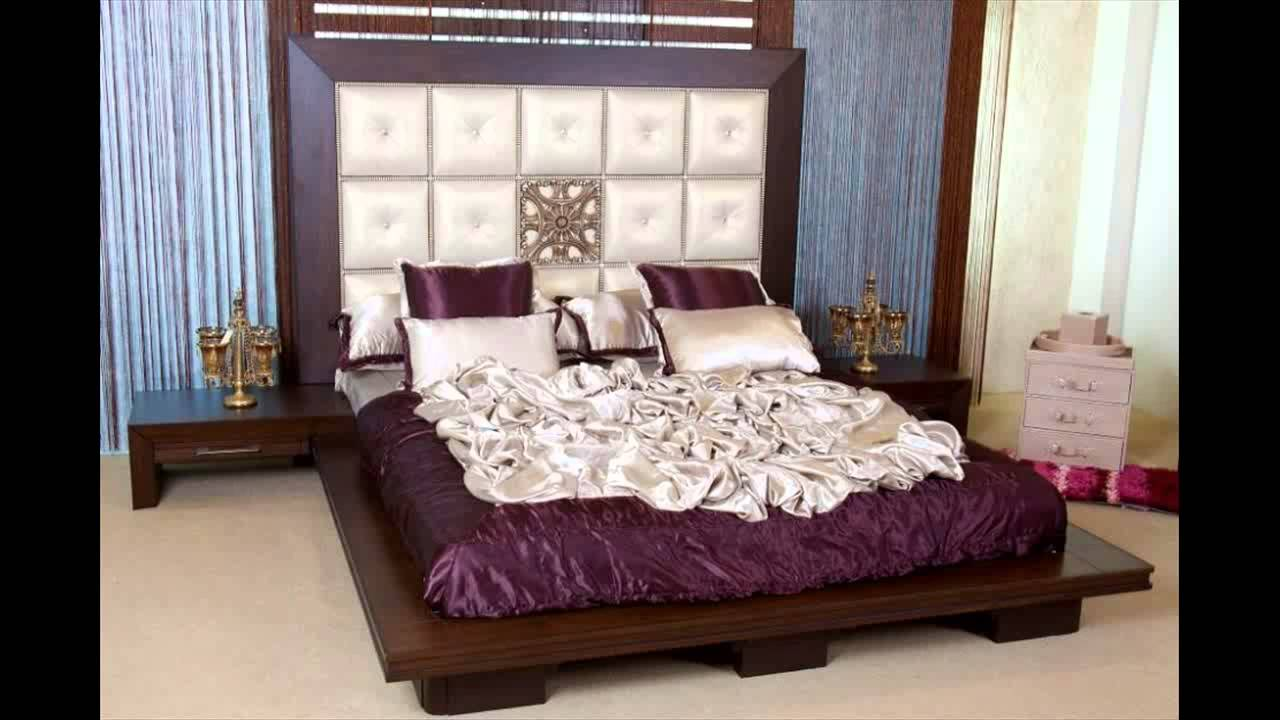 Master bedroom setting youtube for Bedroom furniture designs pictures in pakistan