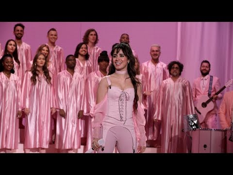 Camila Cabello Finds Salvation in Pink With 'Living Proof' Performance on 'Ellen'