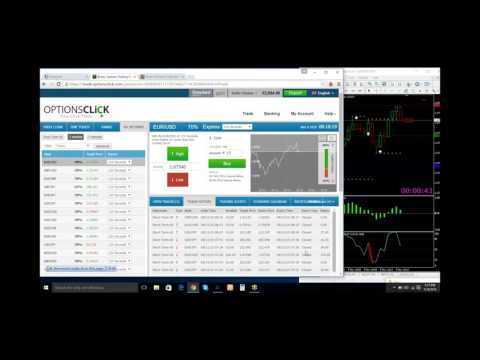 Binary Hybrid Signals Free Session 11 09 a very faky market