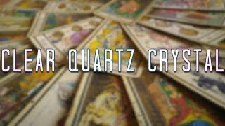 Clear Quartz Crystal - Metaphysical Musings [CC]