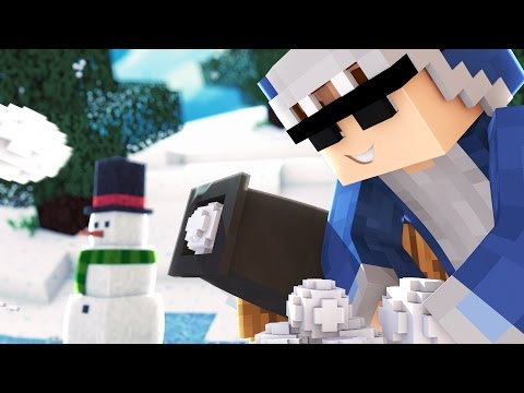 Minecraft Daycare - ��� SNOWBALL FIGHT! ���