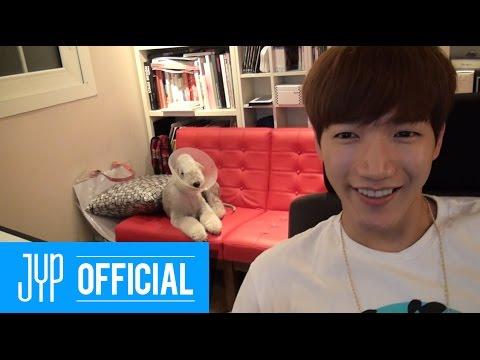 [Real 2PM My House] Jun. K is triplets?! Introduce dogs look like Jun. K!