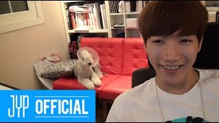 [Real 2PM My House] Jun. K is triplets?! Introduce dogs look like Jun. K! jun.k 検索動画 4