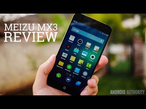 Meizu MX3 Review