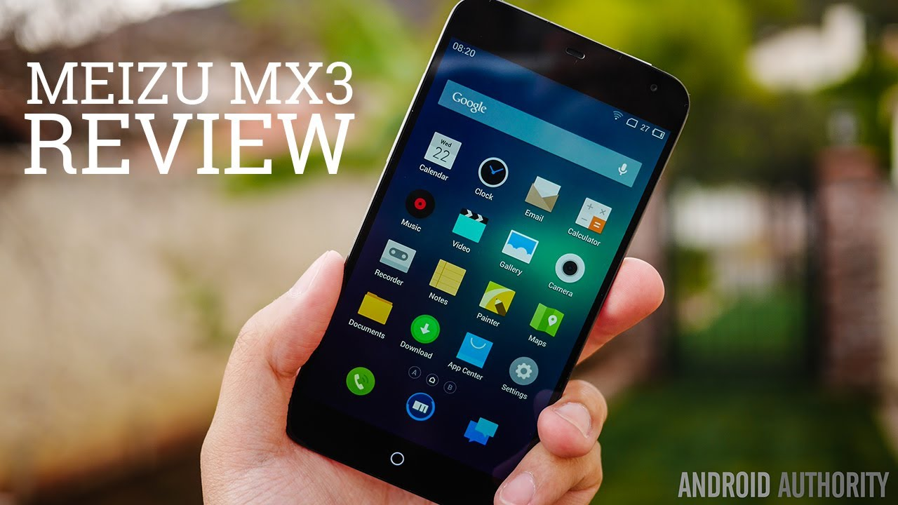Meizu MX3 Review