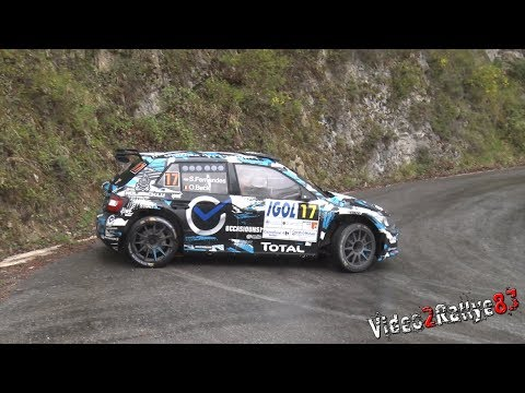 HighLights 54éme Rallye Antibes Cote D'Azur 2019