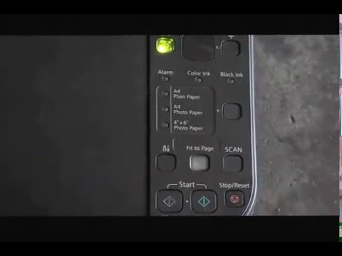 Cara Mengatasi Error 5b00 Reset Printer P07 Pada Canon Mp 237