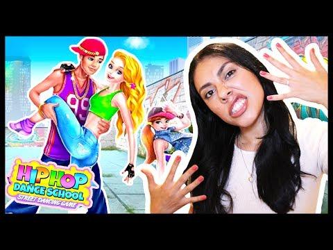 HIP HOP DANCE SCHOOL - Street Dancing Game -App Game