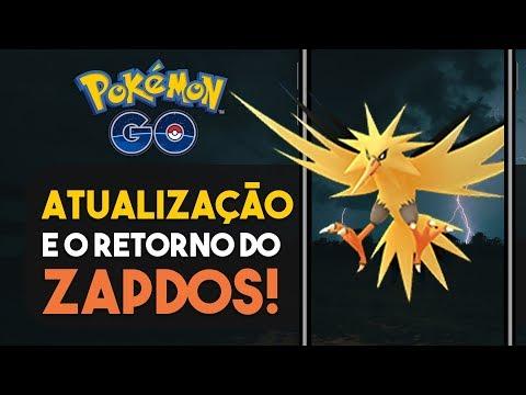 SEGREDOS DA ATUALIZAÇÃO 0.101.1 E MAIS UM LENDÁRIO RETORNANDO! | Pokémon GO
