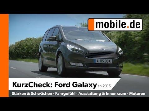 Ford Galaxy Ab 2015 |  Mobile.de KurzCheck