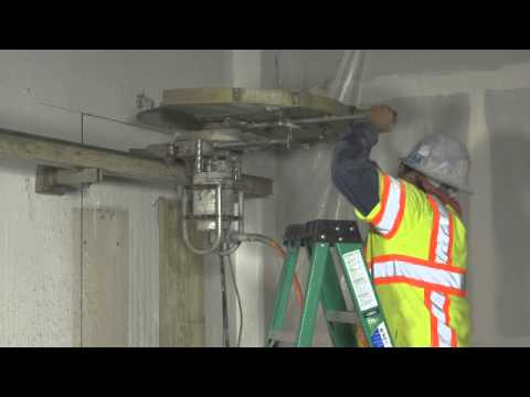 Pg Concrete Cutting Wall Sawing Youtube