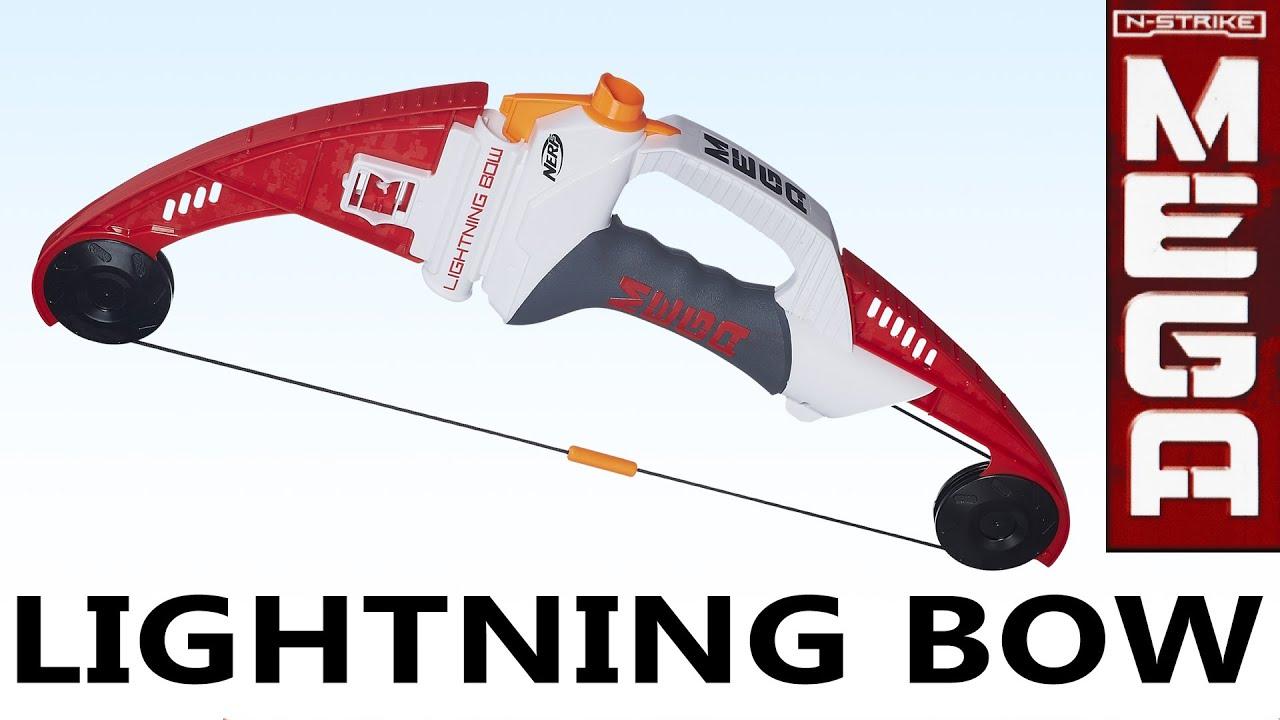 Nerf Lightning Bow [deutsch/german] - YouTube