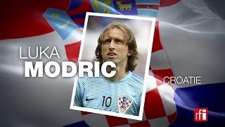 Luka Modric, infatigable milieu offensif - Croatie #Euro2016